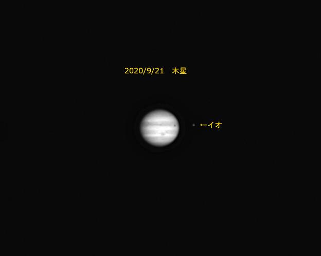 9月21日 木星