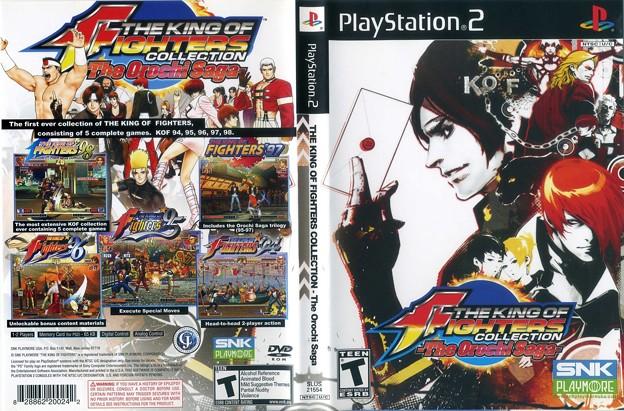 King of Fighters Orochi Saga キングオブファイターズコレクション:オロチサーガ