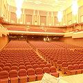 写真: 福井県立音楽堂 ハーモニーホールふくい 大ホール(ステージより客席方向)