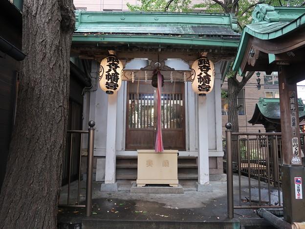 銀杏稲荷拝殿