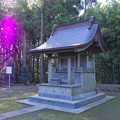 写真: 香取見目神社