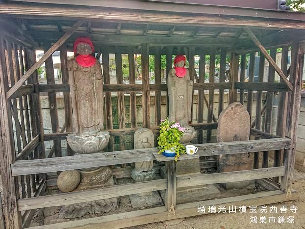 鎌塚のお地蔵様と信仰心