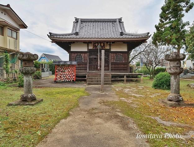北根薬師堂 (2)