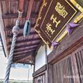 Photos: 医王堂の額