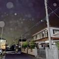 Photos: 神社跡地の夜