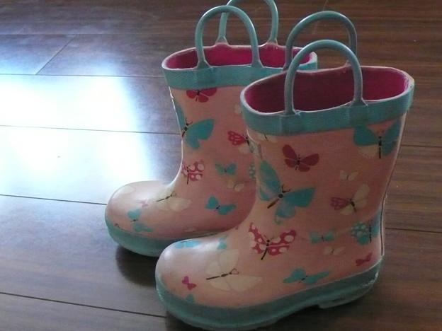 13.長靴 Hatley  サイズ6 $1