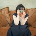 Photos: 写ルンです少女