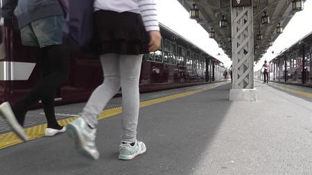阪急嵐山駅の写真41
