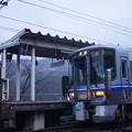 Photos: 近江塩津駅の写真0029