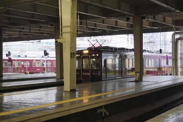 阪急梅田駅の写真0024