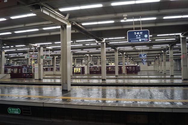 阪急梅田駅の写真0032