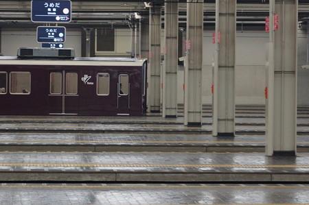 阪急梅田駅の写真0034