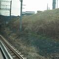 写真: 青の交響曲の車窓0020