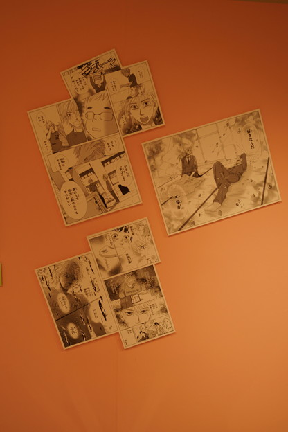 ちはやふる原画展の写真0041