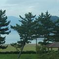 写真: 小浜線の車窓0085