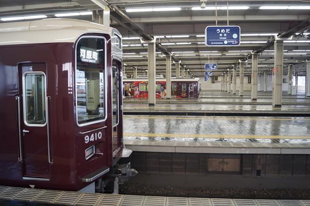 阪急梅田駅の写真0051
