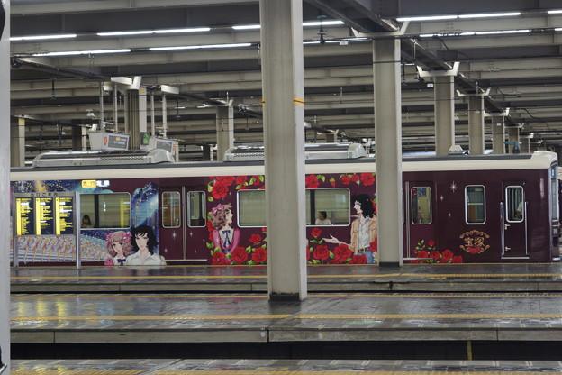 阪急梅田駅の写真0058