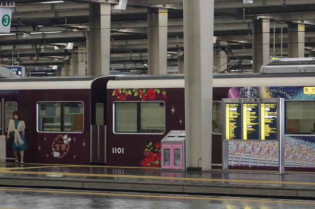 阪急梅田駅の写真0059