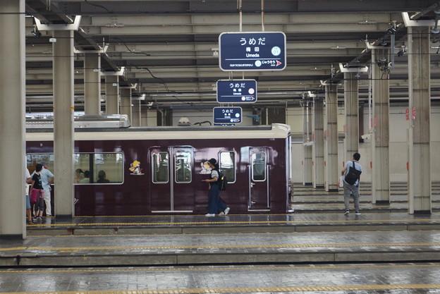 阪急梅田駅の写真0065