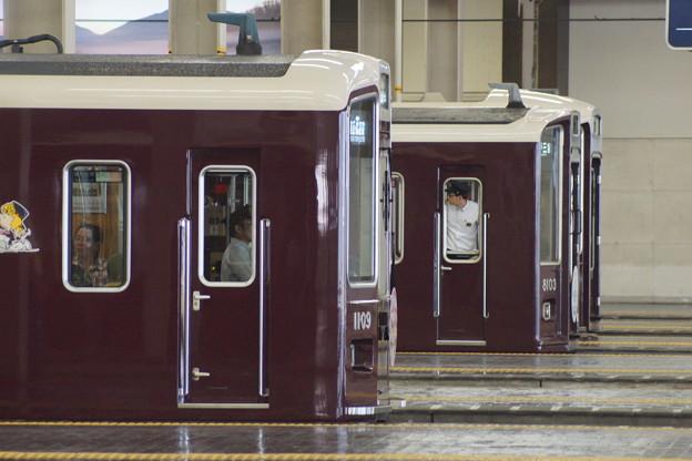 阪急梅田駅の写真0067