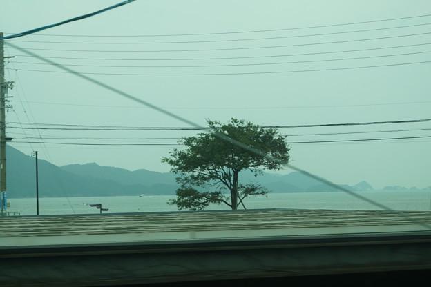 しまかぜの車窓0628