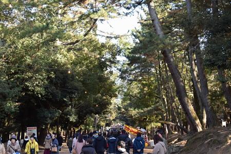 冬の奈良市内の写真0022