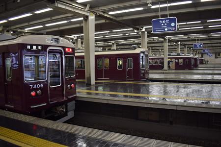 阪急梅田駅の写真0069