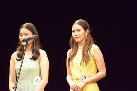 ミスワールドジャパン京都大会2019(歌唱部門の審査)0011