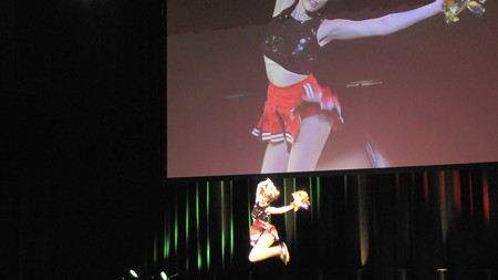 ミスワールドジャパン京都大会2019(ダンス部門の審査)0042