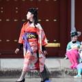 Photos: 天平きものガールズコレクション0170