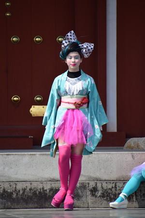 天平きものガールズコレクション0211