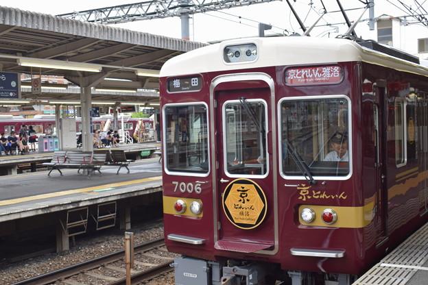 阪急桂駅の写真0003