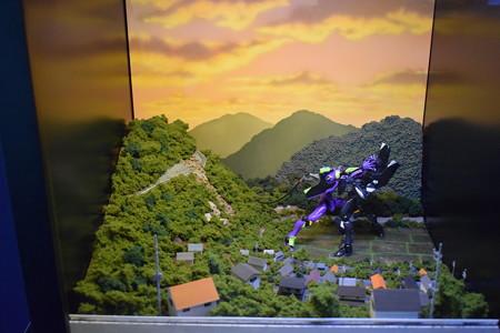 海洋堂フィギュアミュージアム黒壁の写真0192