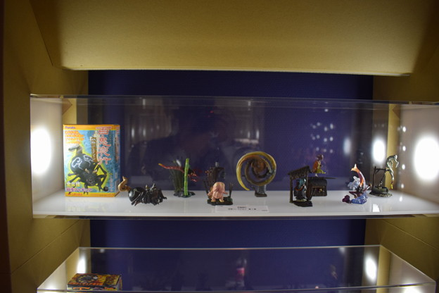 Photos: 海洋堂フィギュアミュージアム黒壁の写真0199