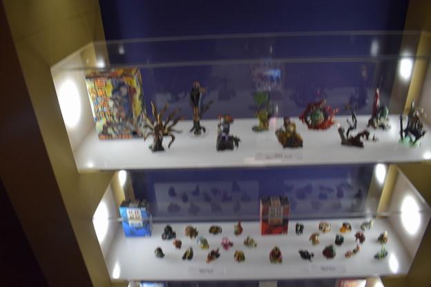 Photos: 海洋堂フィギュアミュージアム黒壁の写真0200