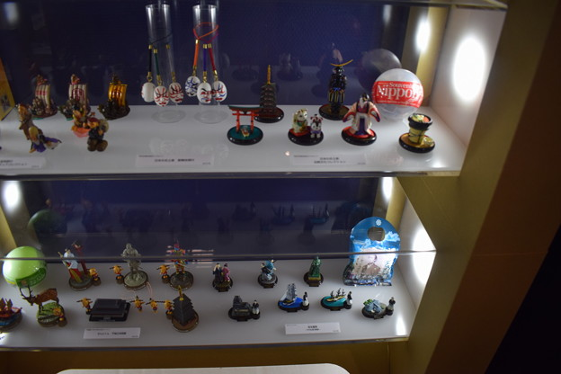 Photos: 海洋堂フィギュアミュージアム黒壁の写真0203