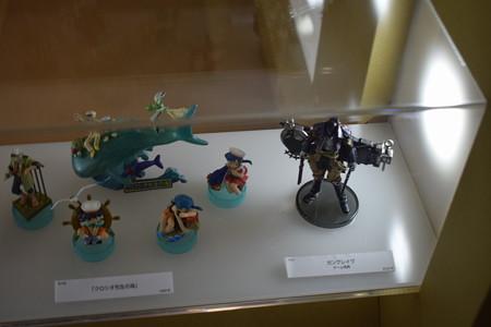 海洋堂フィギュアミュージアム黒壁の写真0246