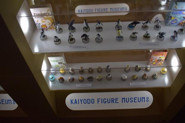 海洋堂フィギュアミュージアム黒壁の写真0288