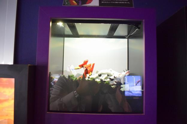 海洋堂フィギュアミュージアム黒壁の写真0306