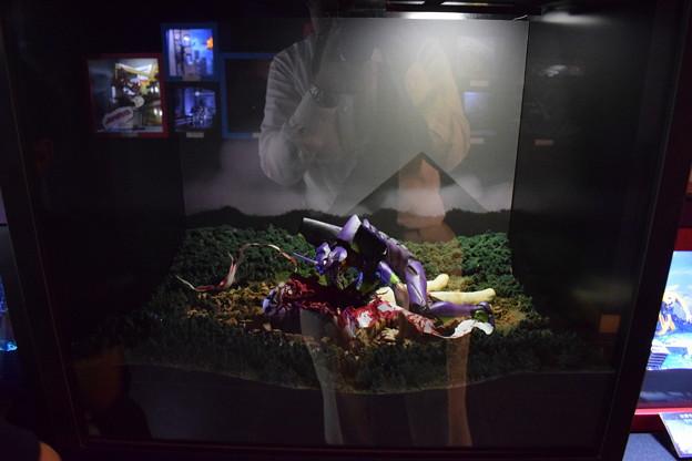 海洋堂フィギュアミュージアム黒壁の写真0307