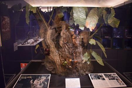 海洋堂フィギュアミュージアム黒壁の写真0313