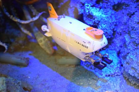 海洋堂フィギュアミュージアム黒壁の写真0316