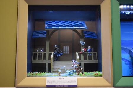 海洋堂フィギュアミュージアム黒壁の写真0319