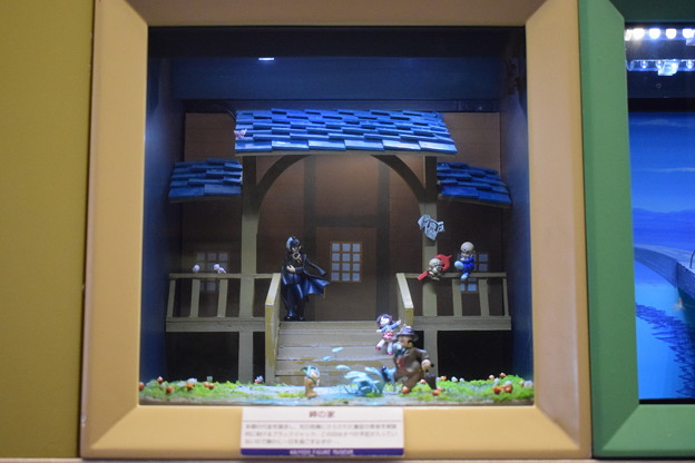 Photos: 海洋堂フィギュアミュージアム黒壁の写真0319