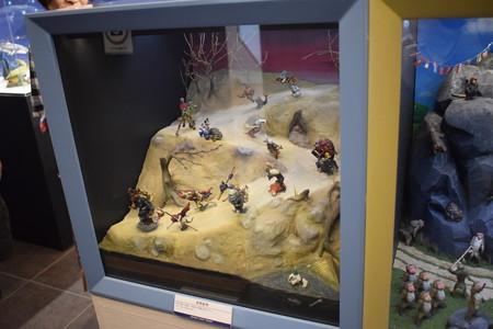海洋堂フィギュアミュージアム黒壁の写真0331