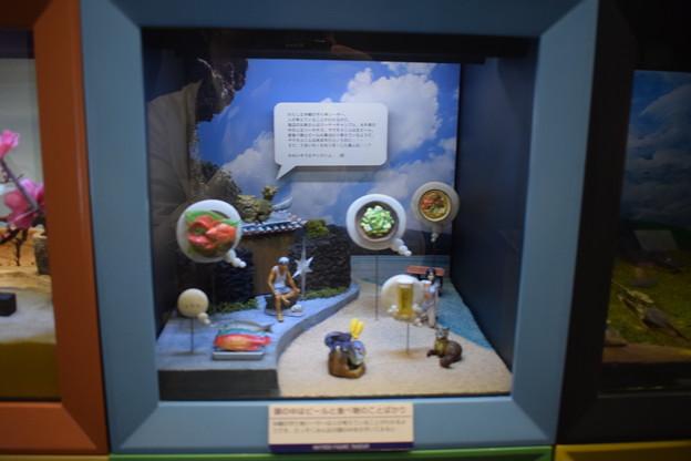 海洋堂フィギュアミュージアム黒壁の写真0333