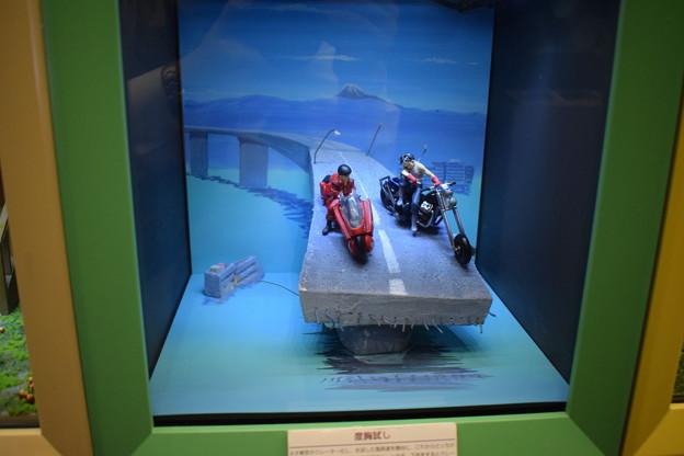 海洋堂フィギュアミュージアム黒壁の写真0335
