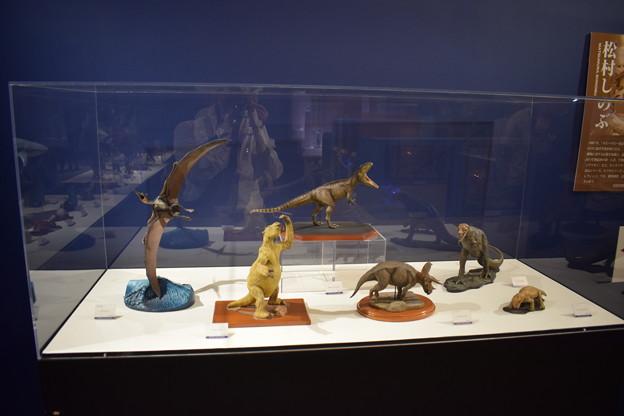 海洋堂フィギュアミュージアム黒壁の写真0336