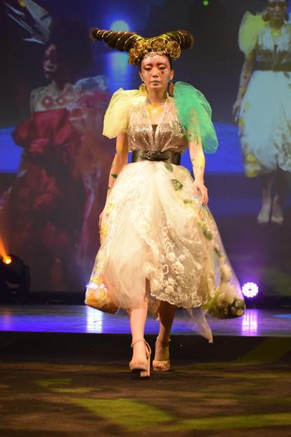 Photos: 第8回北神戸コレクション(神戸ベルェベル美容専門学校)0026