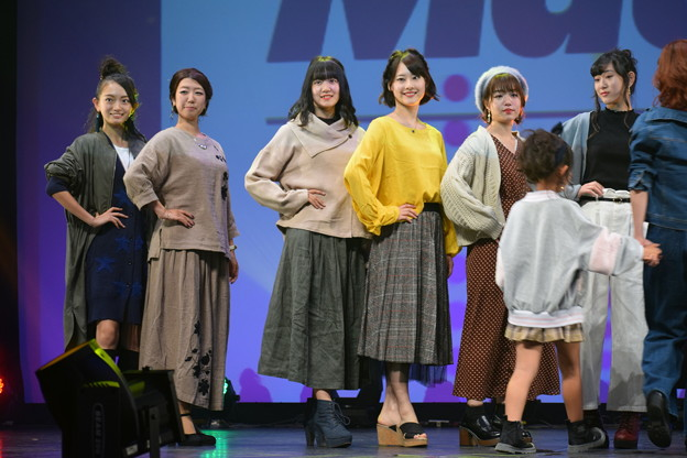 Photos: 第8回北神戸コレクション(神戸電鉄親善大使)0007